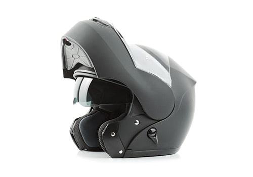 Limpieza de cascos de Moto